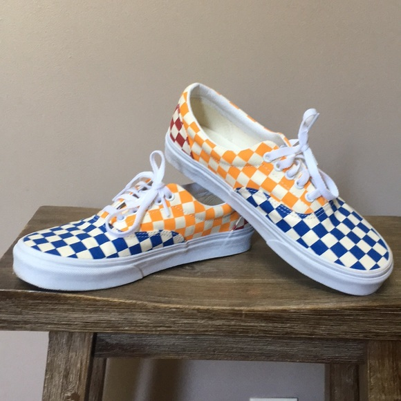 Vans Shoes | Vans Checkered Sneakers